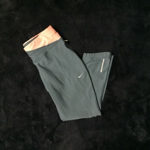 Nike workout fitness pants